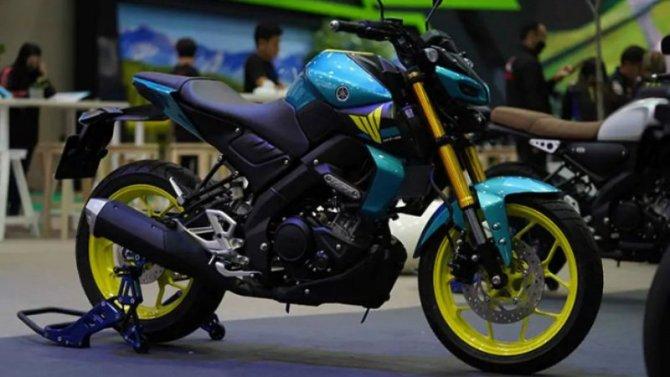 Расширилась линейка мотоциклов Yamaha MT