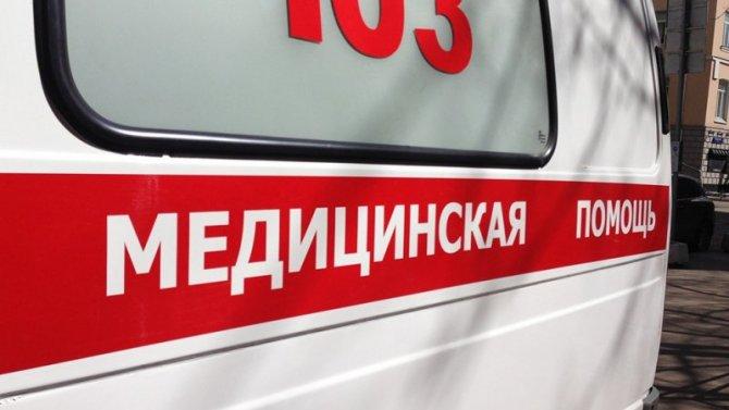 В Петербурге иномарка сбила 4-летнего мальчика