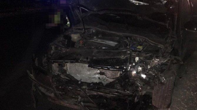 Два человека погибли в массовом ДТП под Владимиром