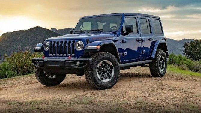 Фирма Jeep создала лифт-комплекты для двух своих моделей