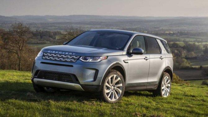 Land Rover Discovery Sport получил изменения вмоторной линейке