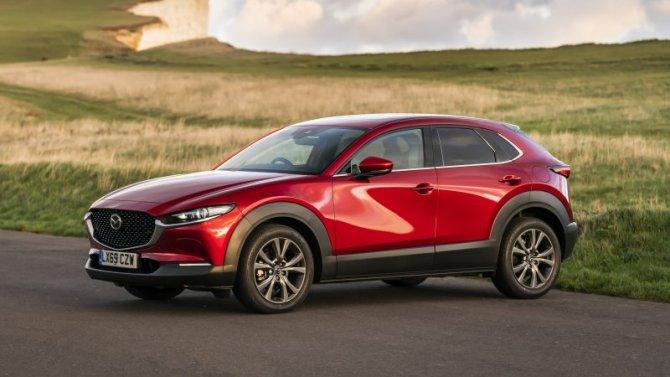 Mazda CX-30 получит новый двигатель