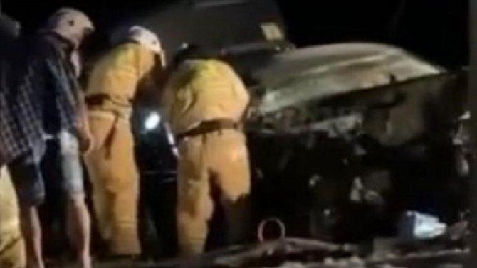 В ДТП под Анапой погиб человек