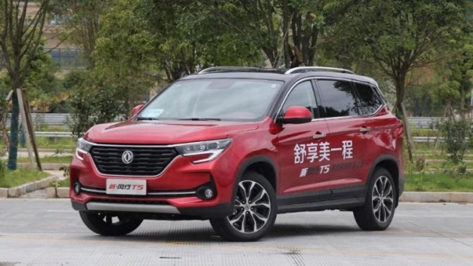 ВКитае начались продажи очередной автоновинки