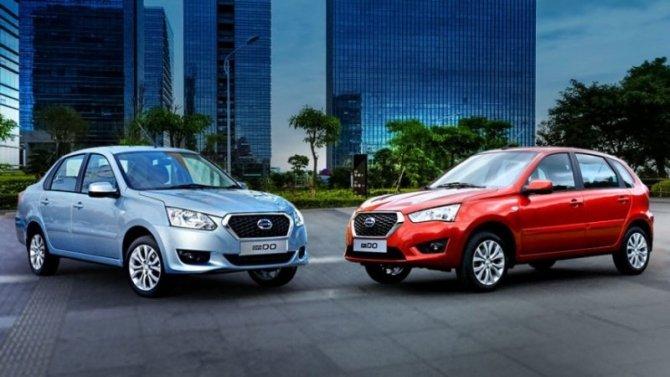 Продажи автомобилей Datsun продолжают снижаться