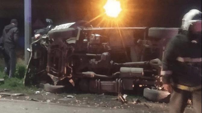 В ДТП под Уфой погиб водитель без прав