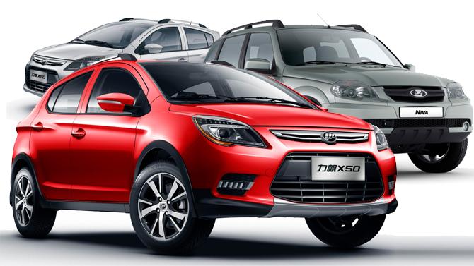 Топ-5 самых доступных SUV на российском рынке на конец этого лета