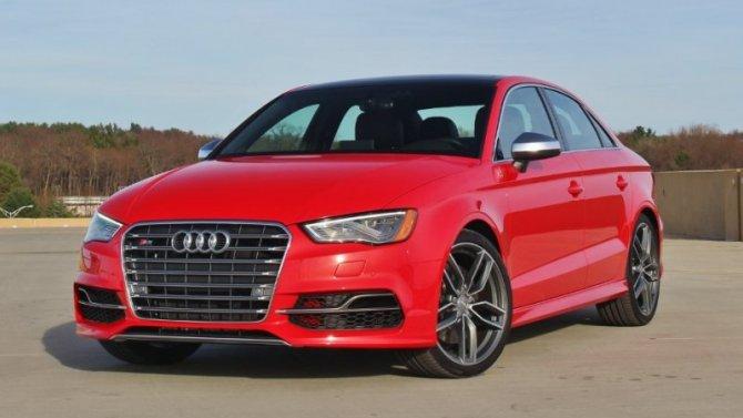Представлен новый Audi S3