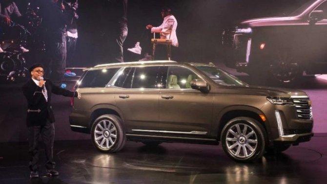 Новый Cadillac Escalade: спрос превзошёл все ожидания