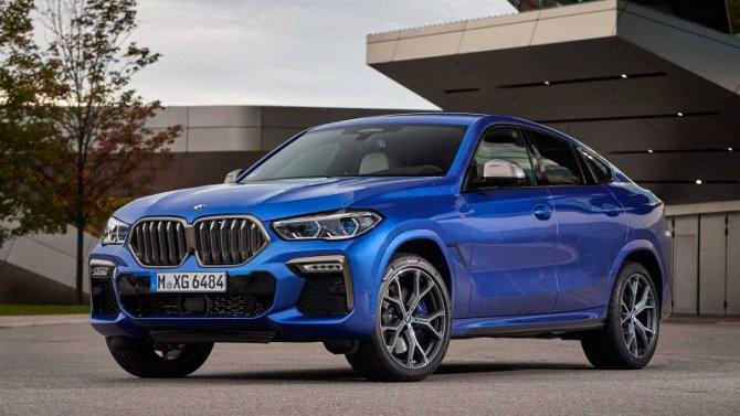 ВРоссии объявлен отзыв BMW Х6