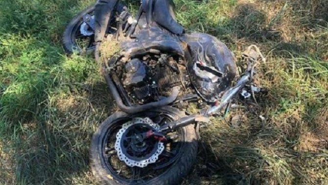 62-летний мотоциклист погиб в ДТП в Краснодарском крае