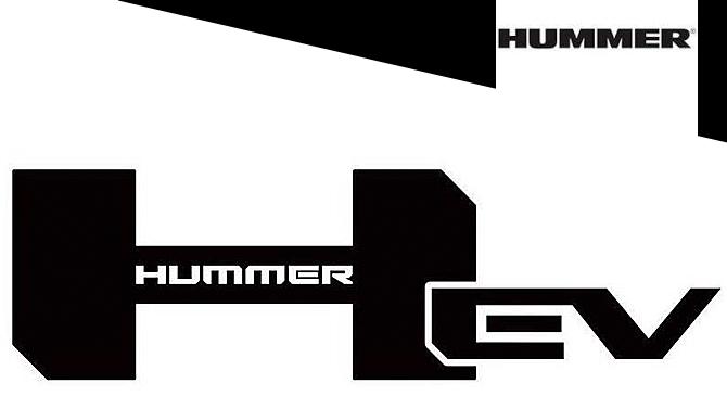 Возрождённый Hummer получил логотип для электроверсии