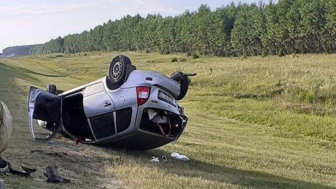 Водителя, попавшего вДТП под Казанью, пришлось спасать спецназу Росгвардии