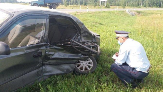 Под Каменском-Уральским в ДТП погибла женщина