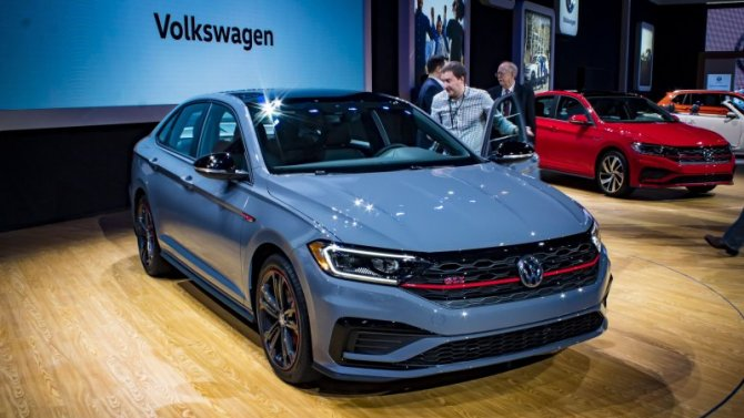 ВРоссии подорожал седан Volkswagen Jetta