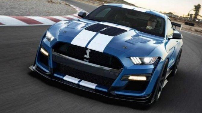 Масклкары Shelby Mustang получили новое исполнение