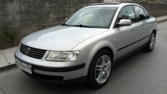ВРоссии отзовут старые седаны Volkswagen