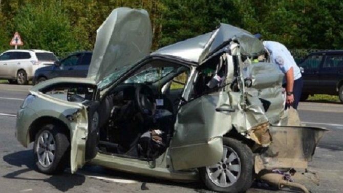 Инструктор по вождению погиб в ДТП в Иванове