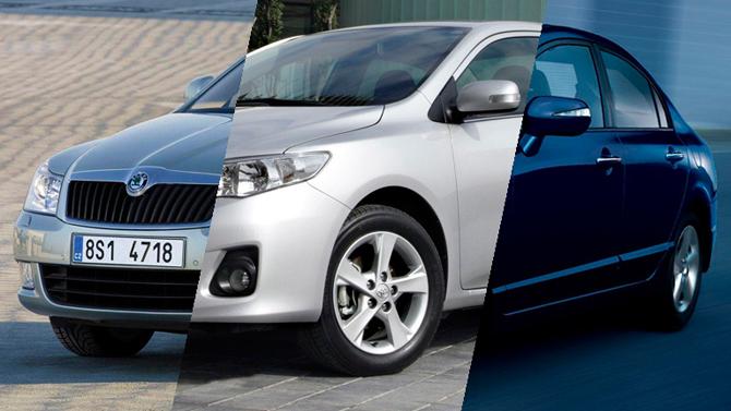 Топ-3 самых надёжных автомобилей, которые можно купить на вторичном рынке
