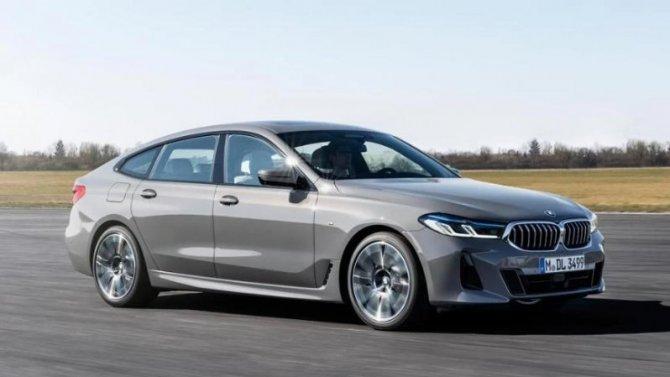 BMW 6-Series Gran Turismo уйдёт снекоторых рынков