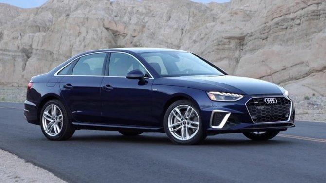 ВРоссии изменились цены автомобилей Audi