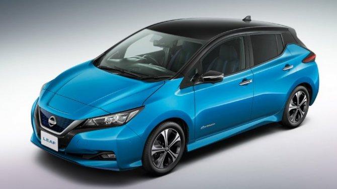 ВРоссии выросли продажи новых электромобилей