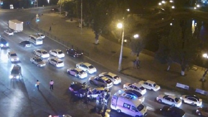 Четыре человека пострадали в ДТП в Астрахани