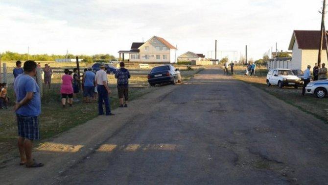 Под Саратовом пьяный водитель насмерть сбил 4-летнюю девочку