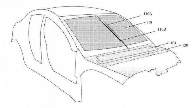 Фирма Tesla запатентовала необычный стеклоочиститель