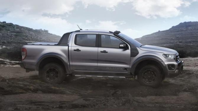 Пикап Ford Ranger получил новое исполнение