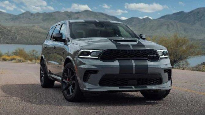 Известны цены Dodge Durango SRT Hellcat
