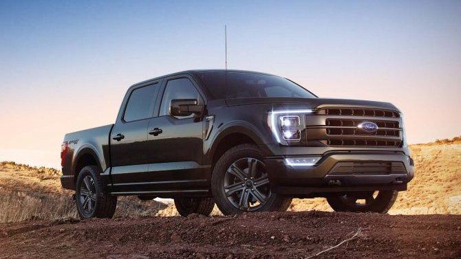 Ford F-150 получит новые ремни безопасности