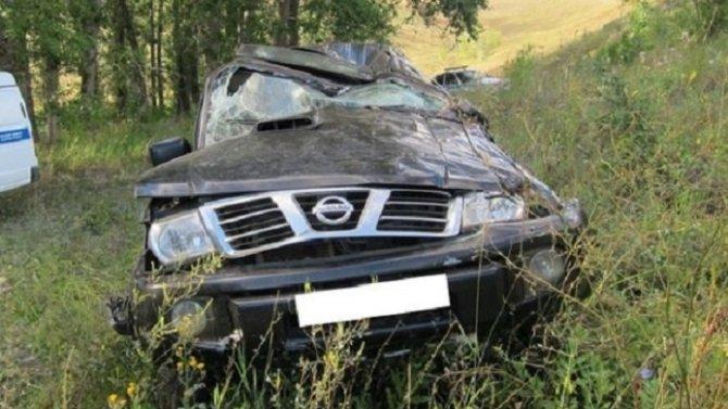 В ДТП в Кувандыке погиб пассажир иномарки