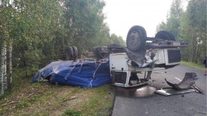 Пьяный водитель погиб в ДТП в Марий Эл