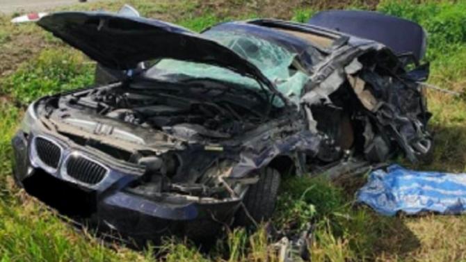 Водитель BMW погиб в ДТП в Ордынском районе Новосибирской области