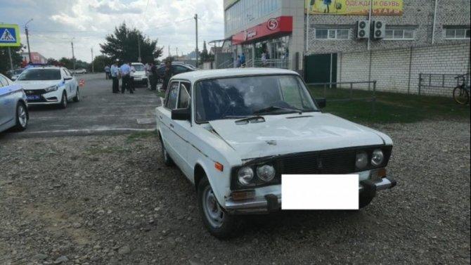 На Ставрополье подросток насмерть сбил девочку и скрылся