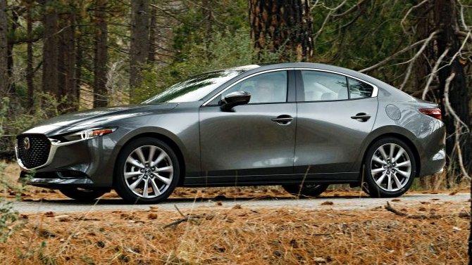 Известна стоимость Mazda 3 стурбонаддувом