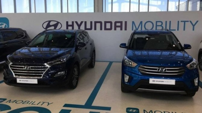 Сервис подписки наавтомобили Hyundai расширил действие вРоссии
