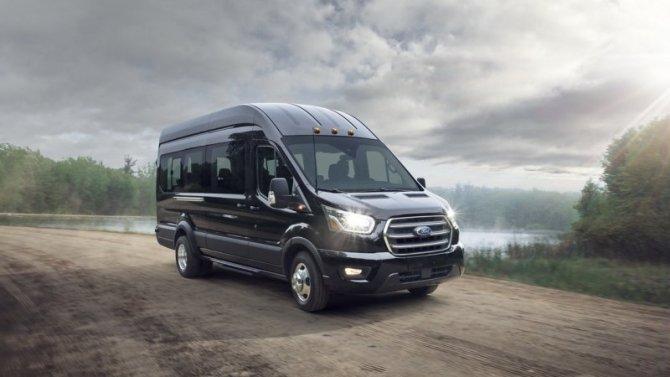 Уровень российской локализации Ford Transit доведут до 100%