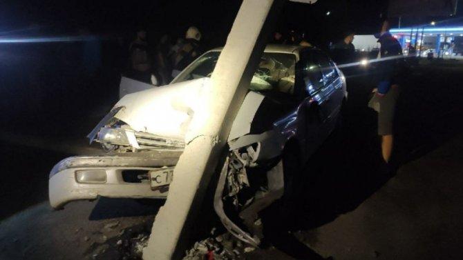 Два человека пострадали в ДТП в Бийске