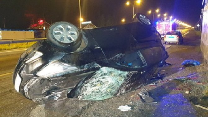 Водитель и пешеход погибли в ДТП в Екатеринбурге
