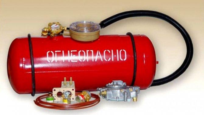 Газобаллонное оборудование: кому изачем оно нужно?