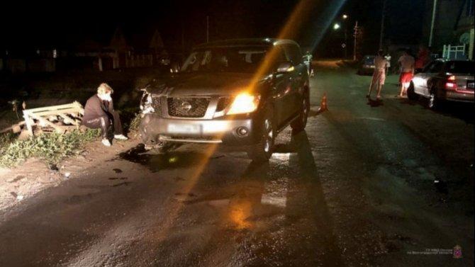 Под Волгоградом пьяный водитель сбил двух человек – одного насмерть
