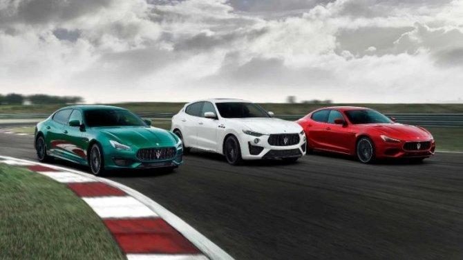 Две «заряженные» модели Maserati получили новые моторы