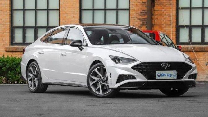 Новая Hyundai Sonata получила дополнительное оснащение