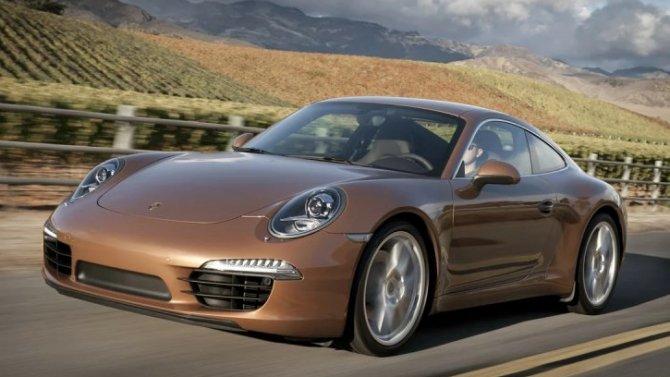 Porsche неоткажется отатмосферных моторов