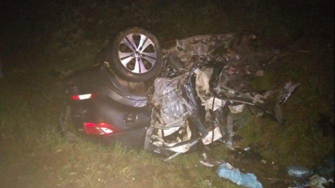 Два человека погибли в ДТП в Великолукском районе Псковской области