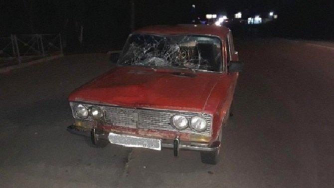 В Оренбурге ВАЗ насмерть сбил пешехода