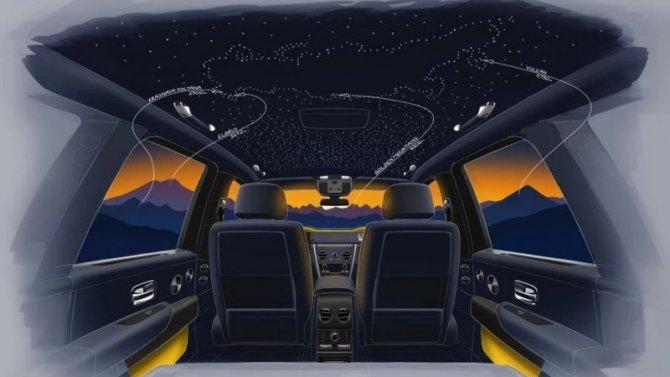 Rolls-Royce Cullinan получит исполнение вчесть российских гор