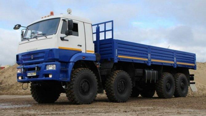 ВРоссии снизились продажи подержанных грузовиков